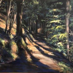 Bayview Trail, Michael Manente, Oil