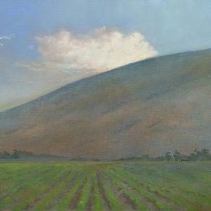Dawn Harvest II, Edward G. Penniman, Oil