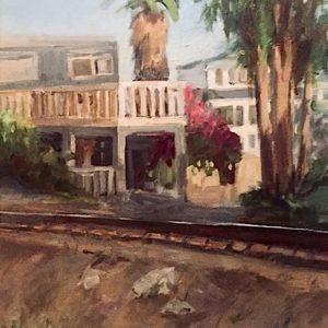 Santa Cruz, Bonnie Hicks, Oil