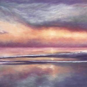 Whispering Sea, Cristie Buckminster, Soft Pastel