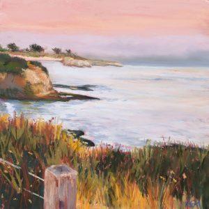 Dawn by Amy Martin, Pastel