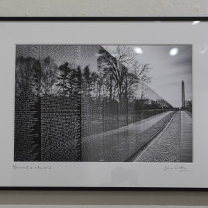 #20 Monument and Memorial by John Eaton, Photograph