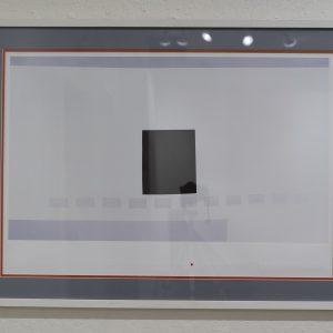 #27 Georgia O'Keefe fine art print – donated by SCAL Member