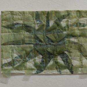 #31 Truth by Ann Baldwin May, Fiber Art Quilt
