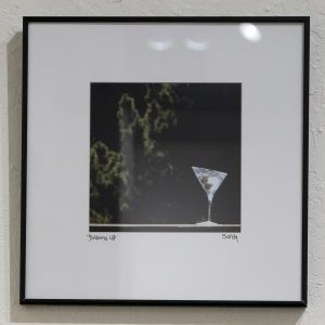 #4 Bottoms Up by Sandy Bowman, Photograph