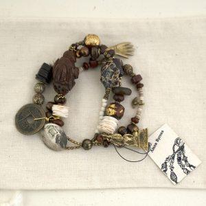 #44 Bracelet by Alena Byrnes, Jewelry