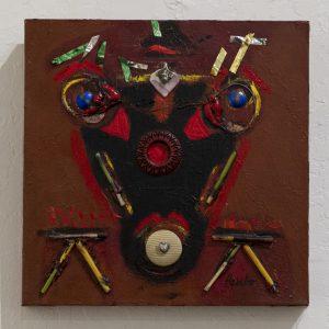 #52 Buggy by Melinda Rambo, Acrylic
