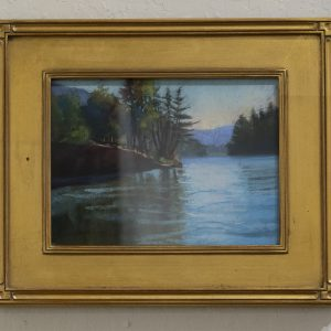 #9 Luminous Loch Lomond by Judy Miller, Soft Pastel