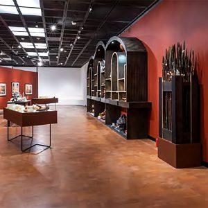 <b>Amalia Mesa-Bains</b> <i>New World Wunderkammer</i>, installation, 2013